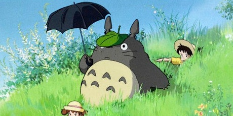 Studio Ghibli on Screen: MY NEIGHBOR TOTORO (1988) tickets