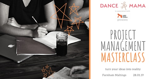 Dance Mama - Project Management Masterclass