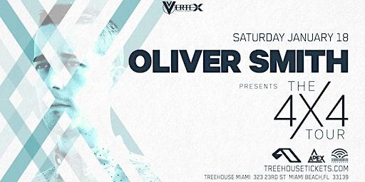 Oliver Smith @ Treehouse Miami