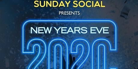Welcome in 2020 @ New Years Eve Social @ Farrier & Draper tickets