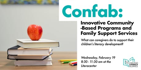 CLA Confab: Innovative Community-Based Programs  and Family Support Service tickets