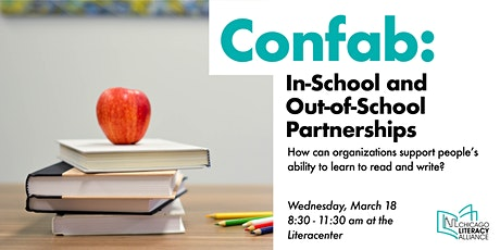 CLA Confab: In-School and Out-of-School Partnerships tickets