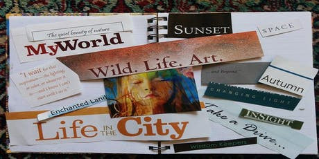 Vision board and affirmations tickets