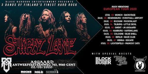 Shiraz Lane Tour 2020 l Ghent, JH Asgaard