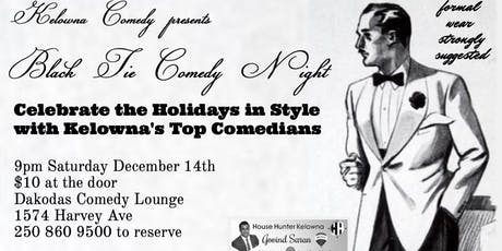 Black Tie Comedy Night tickets