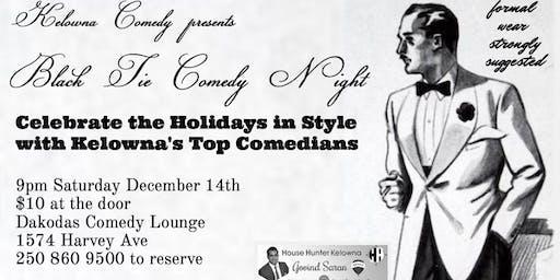 Black Tie Comedy Night