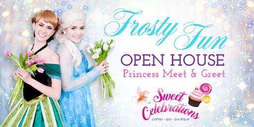 Frosty Fun Open House