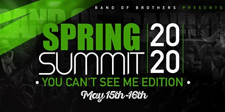 BAND OF BROTHERS SPRING SUMMIT 2020 tickets