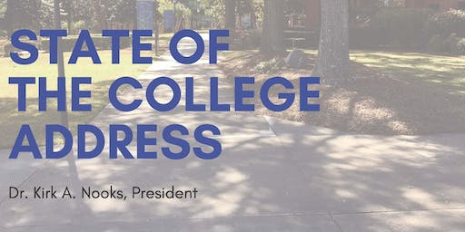 Gordon State College - State of the College Address