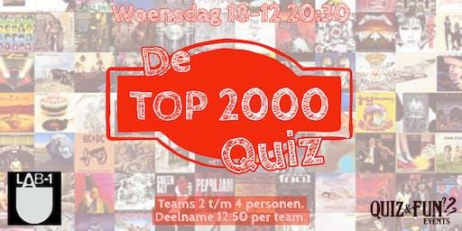 De Top 2000 PopQuiz | Eindhoven