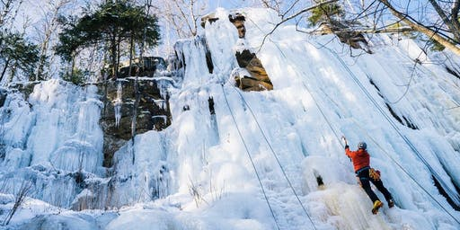 Ice Climbing Basics Session 1 - Friday, January 3 12:00 pm