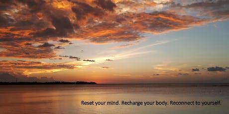 Meditation für Business: Durchatmen und Auftanken tickets