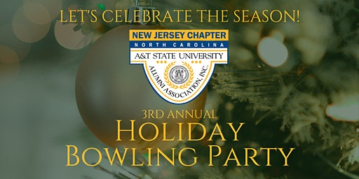 NJAC 2019 Holiday Bowling Party