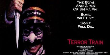 New Year's (Eh!)Vil: TERROR TRAIN (1980) tickets