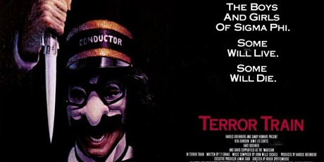 New Year's (Eh!)Vil: TERROR TRAIN (1980) tickets