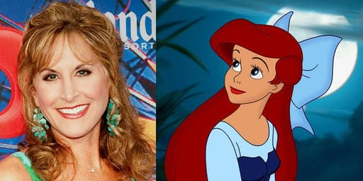 Give Kids The World & The DIS Presents: An Evening with Jodi Benson