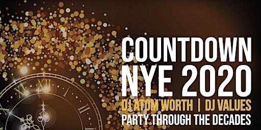 Countdown NYE 2020