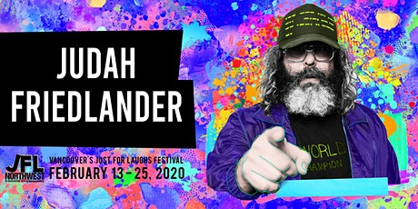 Judah Friedlander: Future President tickets