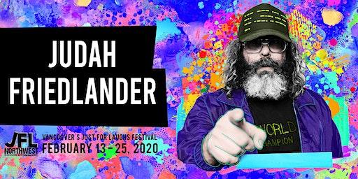 Judah Friedlander: Future President