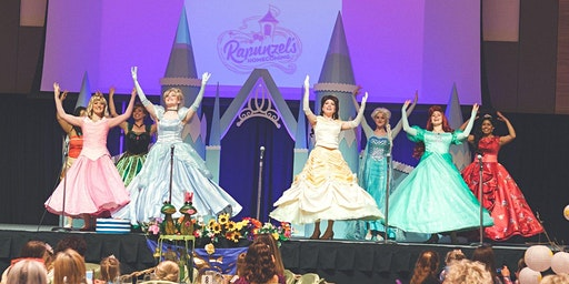 Princess Tea Party-A Whole New World