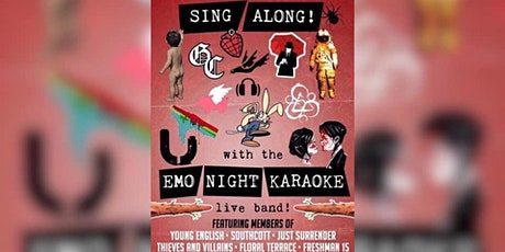 EMO NIGHT KARAOKE (with a live band) 1/31 @ blackthorn 51 tickets