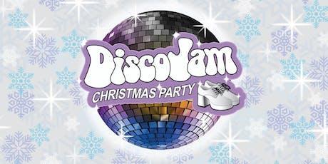 The DiscoJam X-Mas Party tickets