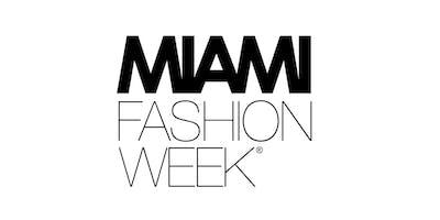 Miami Fashion Week 2020