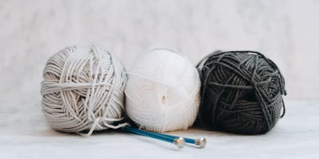 Beginner Knitting tickets