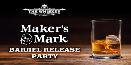 Maker's Mark Barrel Release Party tickets