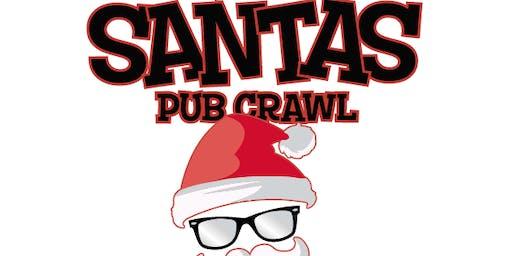 Downtown Chandler Sipping Santas Pub Crawl