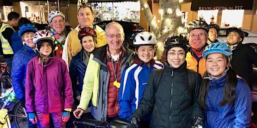 Winter Solstice Night Bike Ride