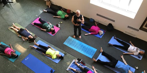 Mindful Movement Around The Town