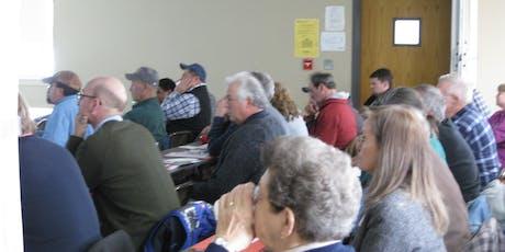 2020 Western Maryland Regional Fruit Meeting tickets