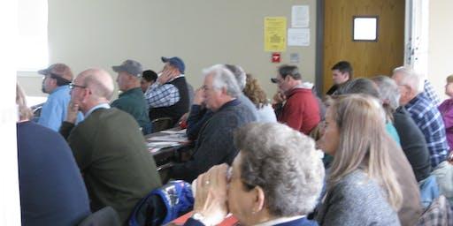 2020 Western Maryland Regional Fruit Meeting