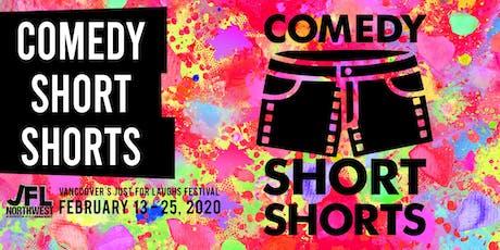 Comedy Short Shorts tickets