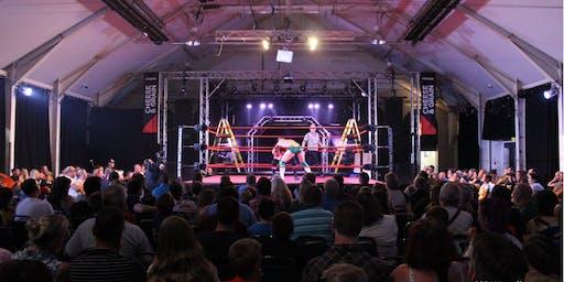CSF Pro Wrestling: SHOWDOWN!