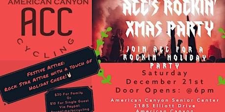 ACC's Rockin' XMas Party tickets