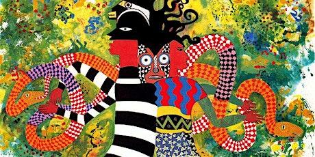 Art Inspired by Miriam Schapiro tickets