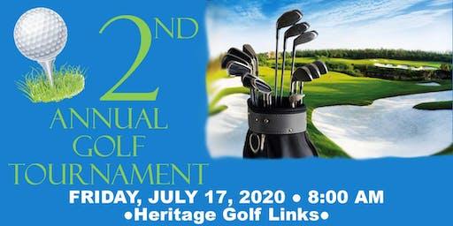 JABY Inc  2nd Annual Golf Tournament  /Int'l Trailblazer