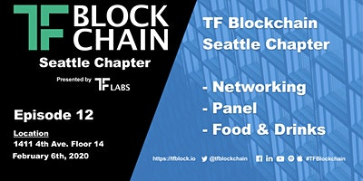 """TF Blockchain Seattle Chapter Episode 12 """"State of Crypto 2020"""""""