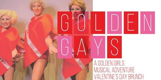 """""""Hot Flashbacks"""" A Golden Girls Musical Adventure Valentine's Day Brunch"""