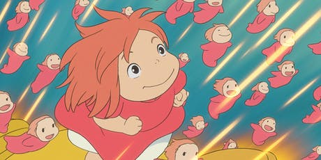 Studio Ghibli on Screen: PONYO (2008) tickets