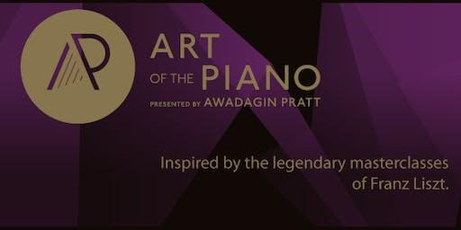 Multi-Passes | 2020 Art of the Piano Festival