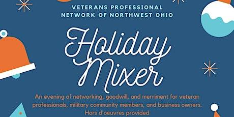 Veteran Professionals Network Holiday Mixer tickets