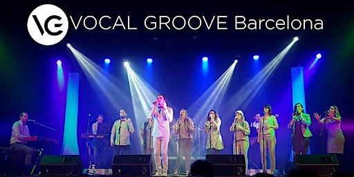 CONCIERTO VOCAL GROOVE BCN