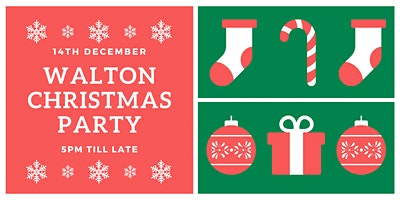 Walton Village Christmas Party