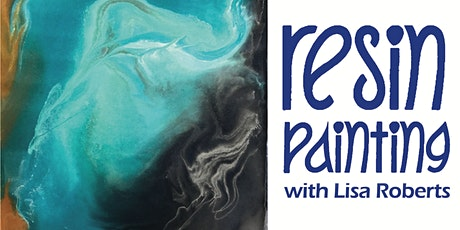 Resin Painting with Lisa Roberts tickets