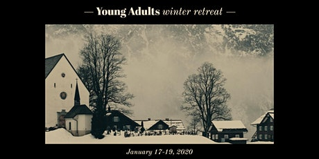 Hope Young Adults Winter Retreat 2020! tickets