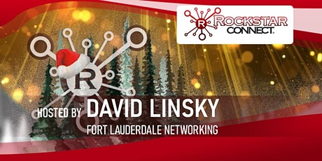 Free Fort Lauderdale Rockstar Connect Networking Event (December, Florida) tickets
