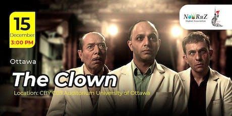 Ottawa_Clown (مسخره باز) tickets